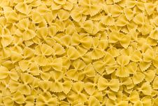 Free Background From Italian Raw Pasta Royalty Free Stock Photography - 8543917