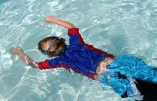 Free Floating Boy Stock Images - 8544124