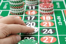 Free Casino Stock Image - 8544301