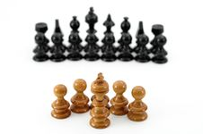 Free Chess Royalty Free Stock Photos - 8544338