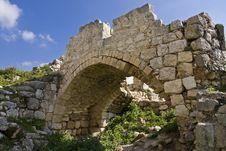 Beit Itab Royalty Free Stock Photo