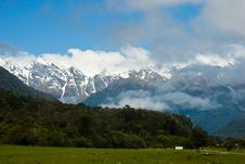 Free Southern Alps Stock Photography - 8545212
