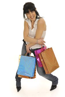 Free Happy Shopping Stock Photos - 8546313