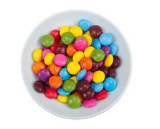 Free Colored Candy Royalty Free Stock Image - 8546896