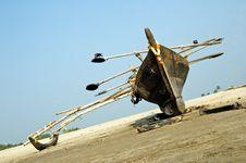 Free Fishing Boat Stock Photo - 8546900