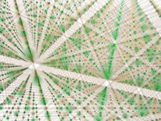 Free Cybernetic Lattice Royalty Free Stock Image - 8548076