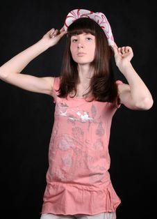Free Pretty Girl Stock Image - 8548541