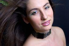 Free Pretty Woman Royalty Free Stock Photo - 8548685
