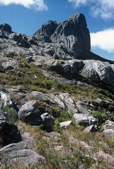 Andringitra National Park,Madagascar Stock Image