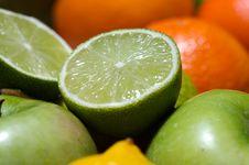 Free Lemon Royalty Free Stock Photos - 8549818