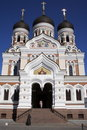 Free Facade Of The Orthodox Church Royalty Free Stock Photography - 8552447
