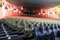 Free Cinema Interior Royalty Free Stock Image - 8557696