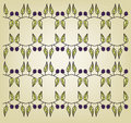 Free Floral Style Pattern Stock Photography - 8558782