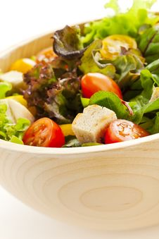 Free Green Salad Stock Images - 8550154