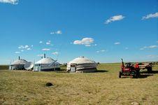 Free Yurt Stock Images - 8550304