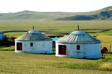 Free Yurt Stock Photo - 8550460