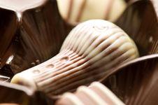 Free Chocolate Sweet Stock Photography - 8550472