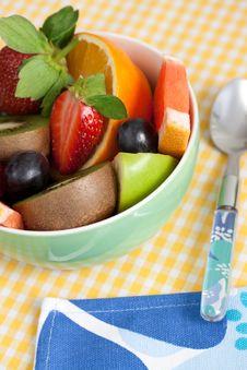 Free Fresh Fruits Stock Image - 8551021
