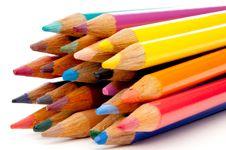 Free Colored Pencils Stock Photo - 8551660