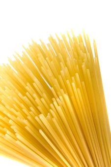 Free Uncooked Spaghetti Royalty Free Stock Images - 8551929