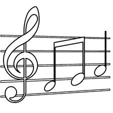 Free Music Symbol Royalty Free Stock Photo - 8553055