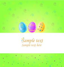 Free Easter Card Stock Images - 8553744