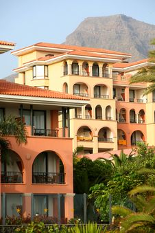 Free Vacation Hotel Royalty Free Stock Photos - 8553758
