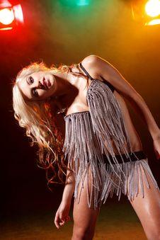 Free Beautiful Woman Stock Image - 8554001