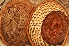 Free Basket Duo Royalty Free Stock Photography - 8554877
