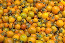 Free Farmer S Market Cherry Tomatoes Royalty Free Stock Photos - 8554958