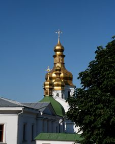 Free Kiev Pechersk Monastery In Kiev Royalty Free Stock Images - 8556159