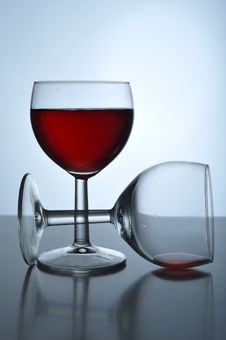 Free Wine Glass Stock Images - 8556754