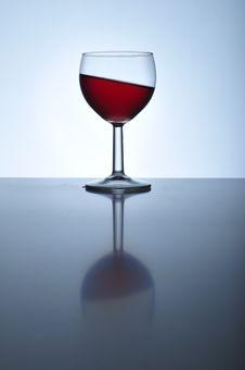 Free Wine Glass Royalty Free Stock Photo - 8556765
