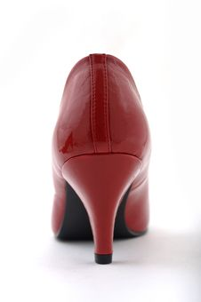 Free High Heel Shoe Royalty Free Stock Photo - 8556795