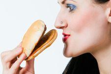 Free Tasteful Sandwich Stock Photography - 8557062