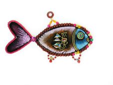 Free Souvenir Fish Stock Image - 8557131