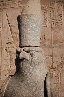 God Horus Stock Images