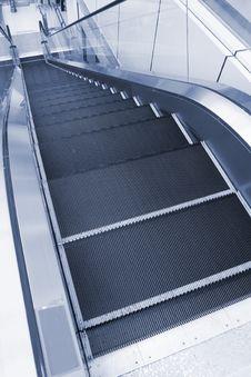 Free Escalator Stock Photography - 8557752