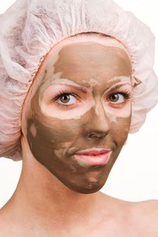 Free Facial Mask Stock Images - 8557884