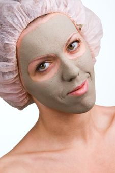 Free Facial Mask Royalty Free Stock Photos - 8557938