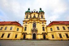 Free Monument Near Wroclaw Stock Photos - 8558323