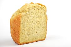 House Tasty Crackling Bread. Royalty Free Stock Image