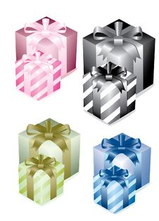 Free Gifts Stock Photos - 8558953