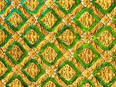 Free Ornamented Wall Royalty Free Stock Photography - 8558987