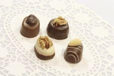 Free Chocolates Stock Images - 8559414