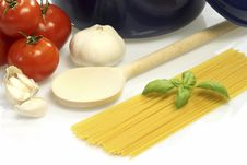 Free Cooking Spaghetti Stock Images - 8559444