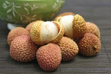Free Litchis Stock Images - 8559534
