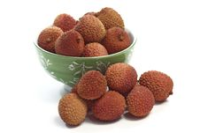 Free Lychee Royalty Free Stock Photography - 8559587