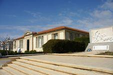 Free Greek School In Paphos, Cyprus Stock Photos - 8559923