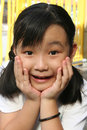 Free Shocked And Surprised Girl Stock Photography - 8562112